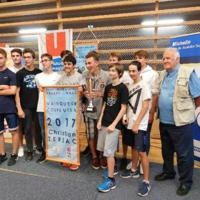 vainqueur coupe d'Indre et loire 2017