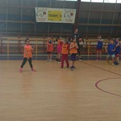 Stage de Toussaint de l'Ecole de Basket