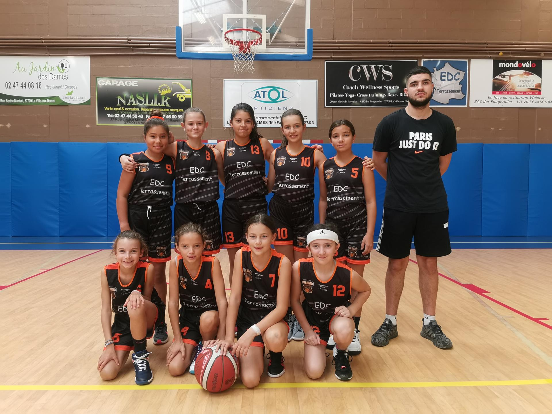 U13F équipe 2